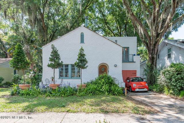 31 Fullerwood Dr, St Augustine, FL 32084 (MLS #1103079) :: The Randy Martin Team | Watson Realty Corp