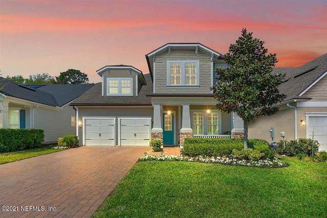 412 Pelican Pointe Rd, Ponte Vedra, FL 32081 (MLS #1103184) :: The Volen Group, Keller Williams Luxury International