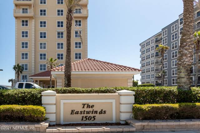 1505 1ST St S 801 (8N), Jacksonville Beach, FL 32250 (MLS #1103200) :: EXIT Real Estate Gallery