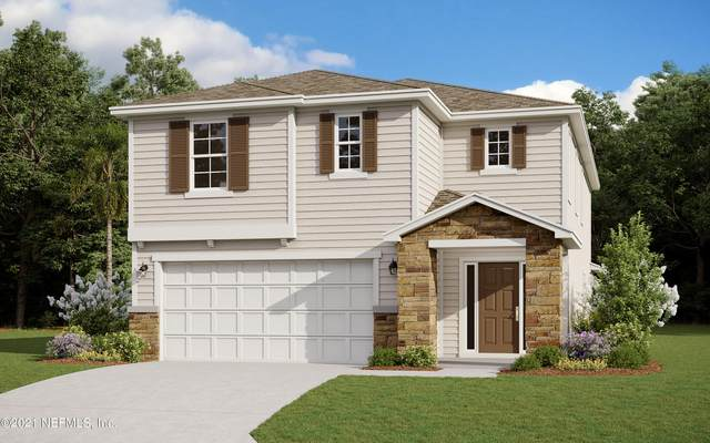 648 Meadow Ridge Dr, St Augustine, FL 32092 (MLS #1103202) :: The Volen Group, Keller Williams Luxury International