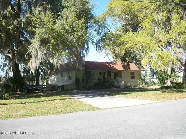 124 Beechers Point Dr, Welaka, FL 32193 (MLS #1103225) :: Engel & Völkers Jacksonville
