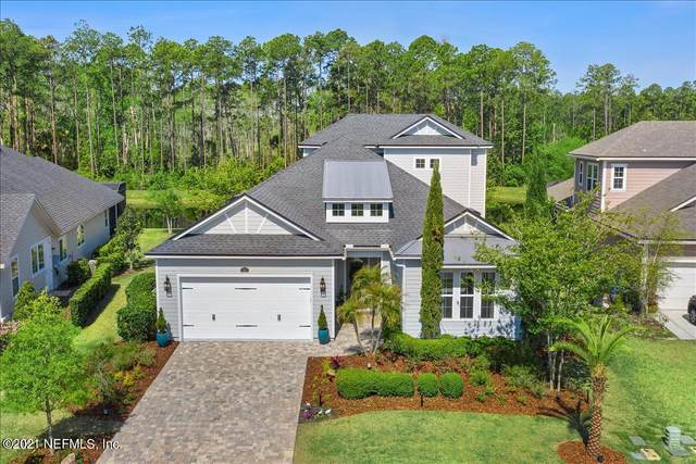 38 Woodview Ct, Ponte Vedra, FL 32081 (MLS #1103982) :: The Coastal Home Group