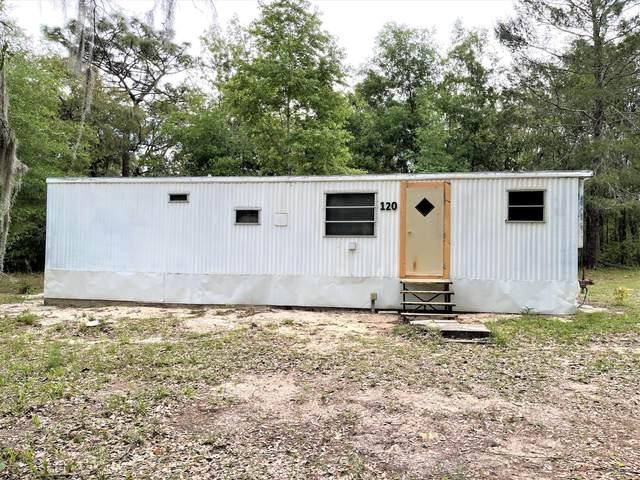 120 Phillip Ave, Interlachen, FL 32148 (MLS #1104202) :: The Coastal Home Group