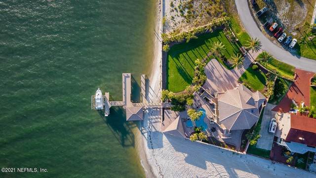 409 Porpoise Point Dr, St Augustine, FL 32084 (MLS #1104573) :: Berkshire Hathaway HomeServices Chaplin Williams Realty