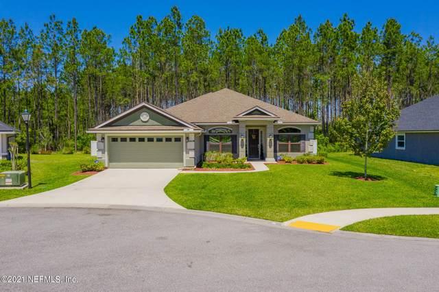 93 Flora Lake Cir, St Augustine, FL 32095 (MLS #1104783) :: The Hanley Home Team