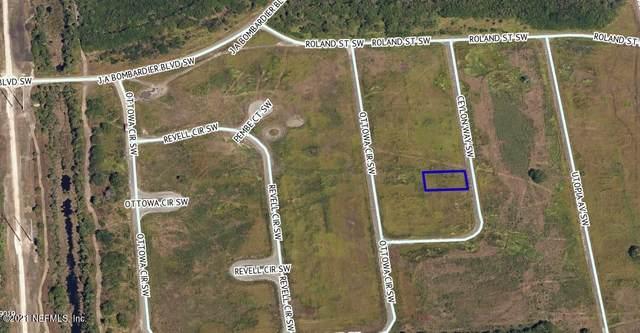 2270 Ceylon Way SW, Palm Bay, FL 32908 (MLS #1105226) :: Keller Williams Realty Atlantic Partners St. Augustine