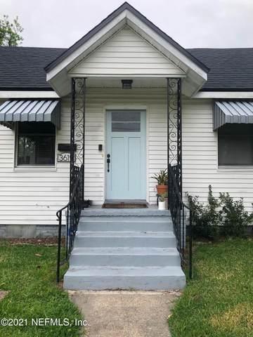 3619 Myra St, Jacksonville, FL 32205 (MLS #1105277) :: Endless Summer Realty