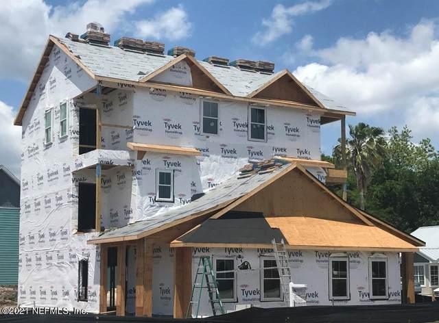 1017 S 8TH St S, Fernandina Beach, FL 32034 (MLS #1105367) :: Olde Florida Realty Group