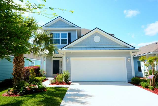 2170 Fairway Villas Dr, Jacksonville, FL 32233 (MLS #1105426) :: The Hanley Home Team