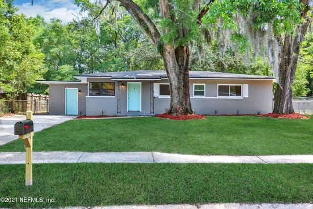 3815 Aldington Dr, Jacksonville, FL 32210 (MLS #1105639) :: The Perfect Place Team