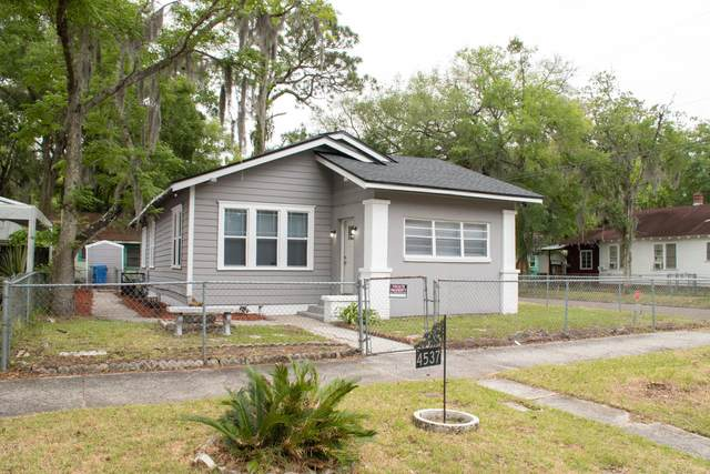 4537 Springfield Blvd, Jacksonville, FL 32206 (MLS #1105687) :: The Hanley Home Team