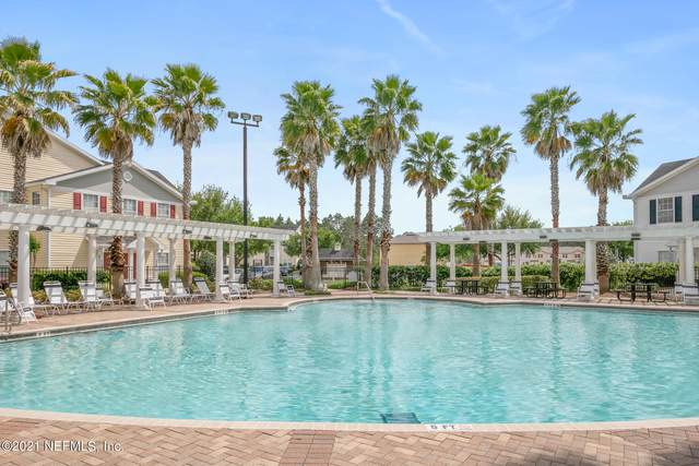 575 Oakleaf Plantation Pkwy #1608, Orange Park, FL 32065 (MLS #1105722) :: EXIT Real Estate Gallery