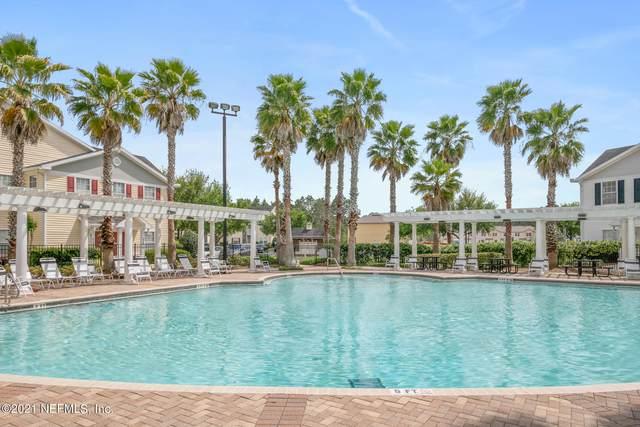 575 Oakleaf Plantation Pkwy #1603, Orange Park, FL 32065 (MLS #1105765) :: EXIT Real Estate Gallery