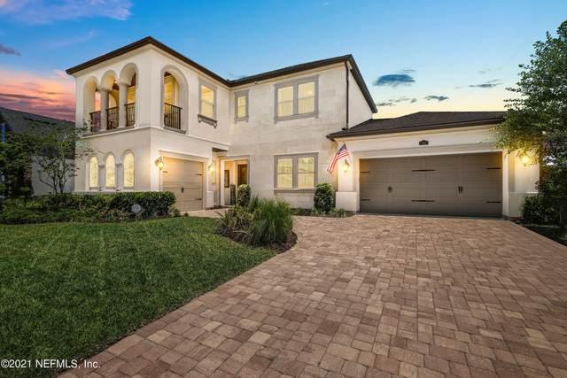 46 Amalurra Trl, St Johns, FL 32259 (MLS #1106010) :: The Hanley Home Team