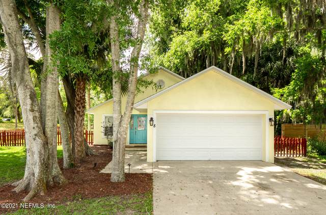 8 Sidney St, St Augustine, FL 32084 (MLS #1106155) :: EXIT Inspired Real Estate