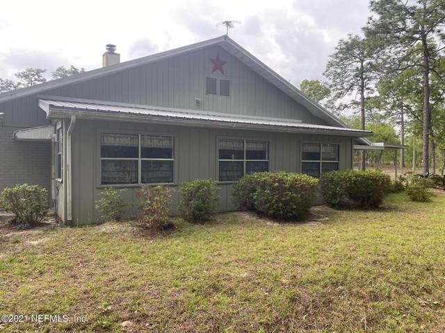 145 Cessna Dr, Hawthorne, FL 32640 (MLS #1106222) :: Noah Bailey Group