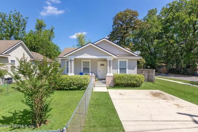 3207 Rosselle St, Jacksonville, FL 32205 (MLS #1106250) :: Endless Summer Realty