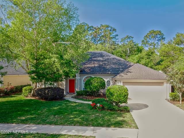 721 Cypress Crossing Trl, St Augustine, FL 32095 (MLS #1106756) :: Olde Florida Realty Group