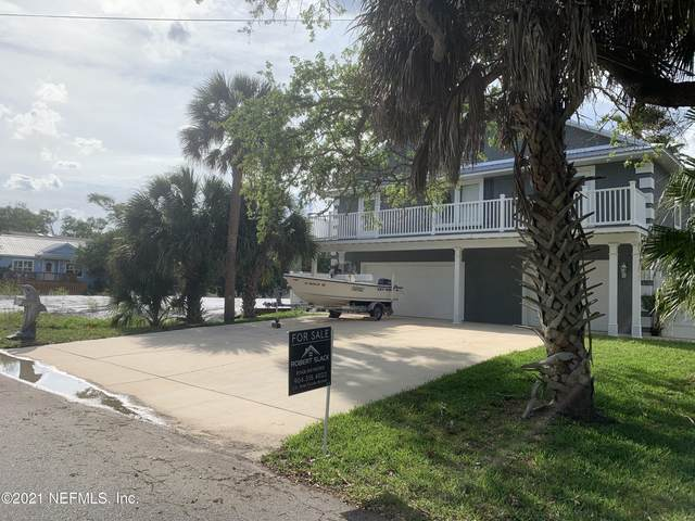 156 Meadow Ave, St Augustine, FL 32084 (MLS #1106965) :: The Every Corner Team
