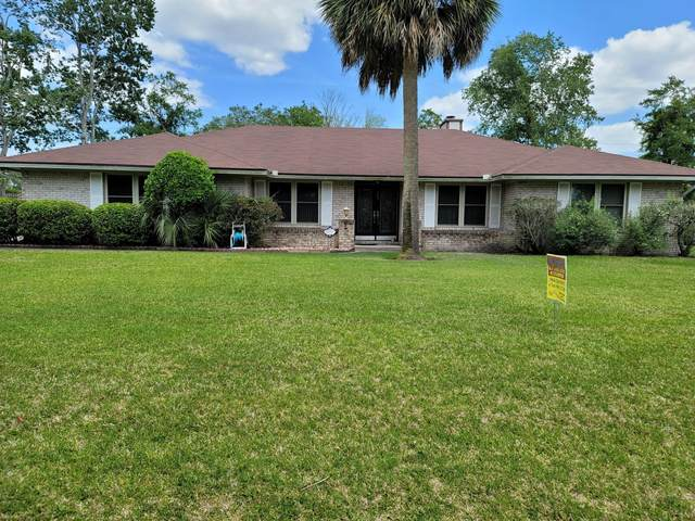 345 Perthshire Dr, Orange Park, FL 32073 (MLS #1107429) :: The Every Corner Team