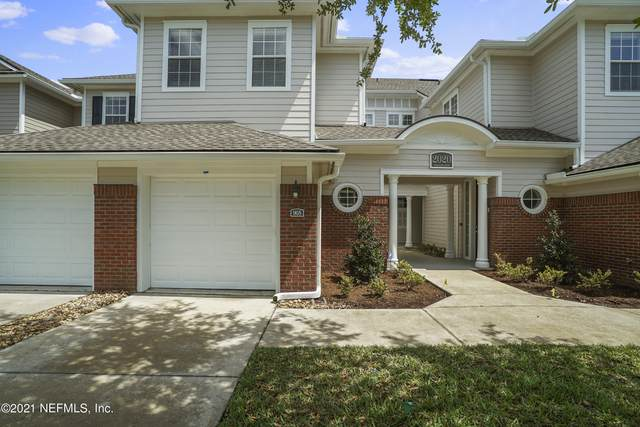 2020 Pond Ridge Ct #905, Fleming Island, FL 32003 (MLS #1107462) :: EXIT Inspired Real Estate