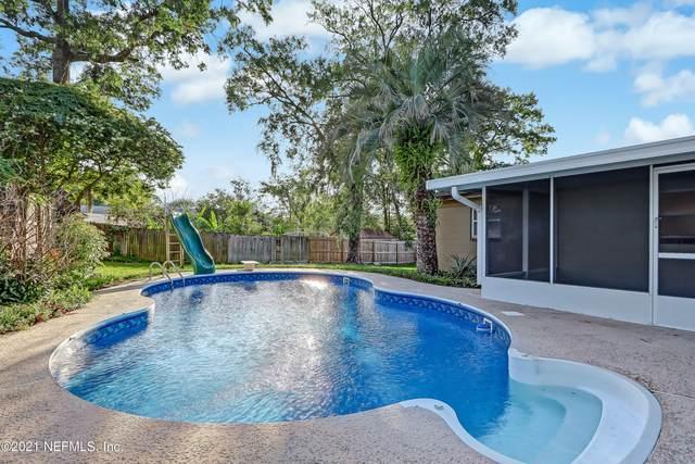 416 Leo Ct, Orange Park, FL 32073 (MLS #1107606) :: Olde Florida Realty Group