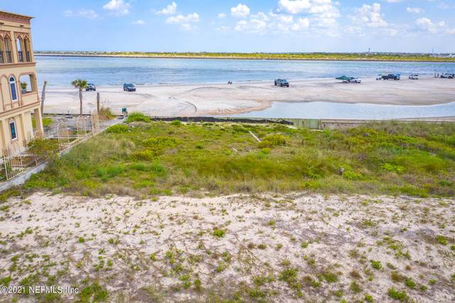 427 Porpoise Point Dr, St Augustine, FL 32084 (MLS #1107638) :: Endless Summer Realty