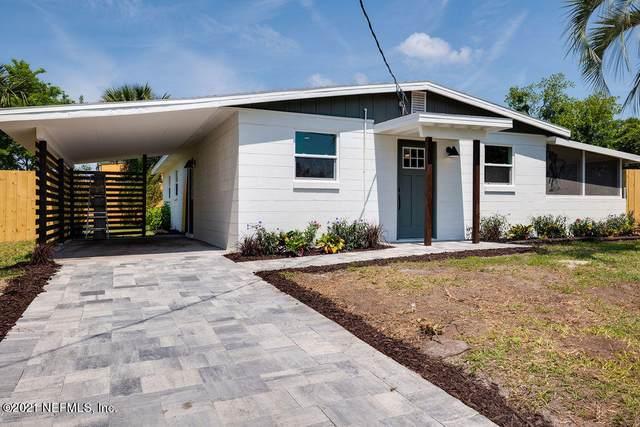 915 Sailfish Dr E, Atlantic Beach, FL 32233 (MLS #1107791) :: The Huffaker Group