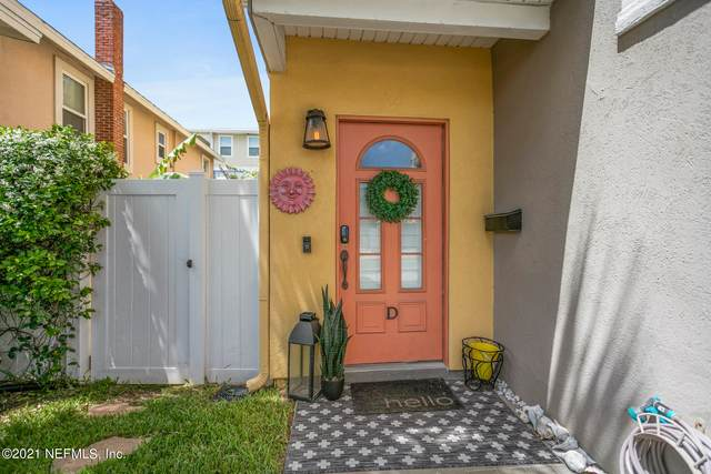 1102 1ST St S D, Jacksonville Beach, FL 32250 (MLS #1107792) :: Olde Florida Realty Group
