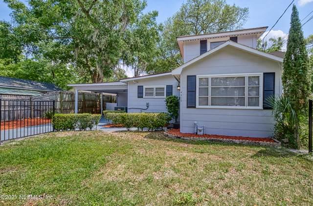 4212 Colonial Ave, Jacksonville, FL 32210 (MLS #1107845) :: Noah Bailey Group