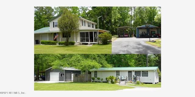 540176 Lem Turner Rd, Callahan, FL 32011 (MLS #1107856) :: EXIT Inspired Real Estate