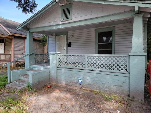 1051 Scriven St, Jacksonville, FL 32209 (MLS #1108231) :: Berkshire Hathaway HomeServices Chaplin Williams Realty
