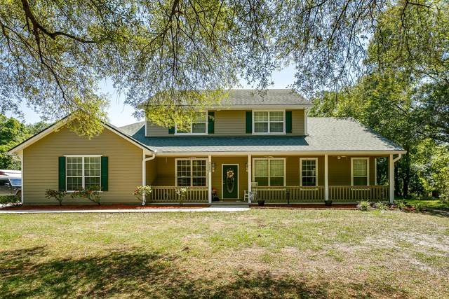 3509 Toms Ct, GREEN COVE SPRINGS, FL 32043 (MLS #1108275) :: Berkshire Hathaway HomeServices Chaplin Williams Realty