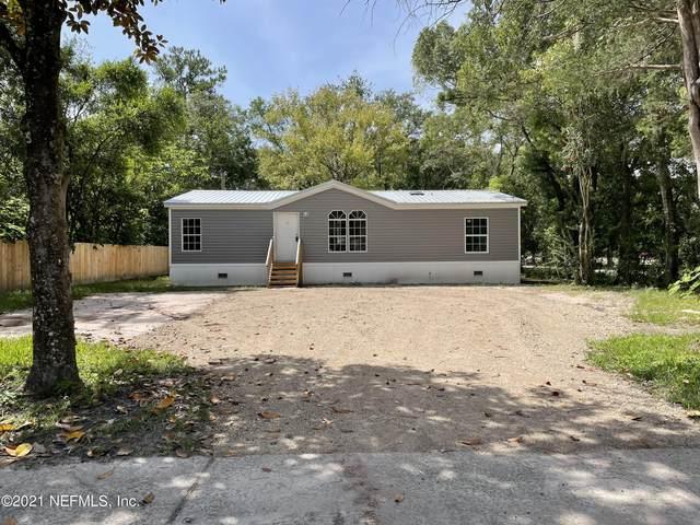 530 Lewis St, Macclenny, FL 32063 (MLS #1108640) :: Bridge City Real Estate Co.