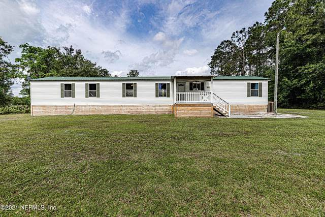 2496 Snapdragon Ave, Middleburg, FL 32068 (MLS #1108754) :: The Hanley Home Team