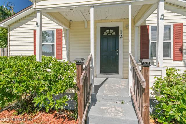 12 S Oakridge Ave, GREEN COVE SPRINGS, FL 32043 (MLS #1108796) :: Olde Florida Realty Group