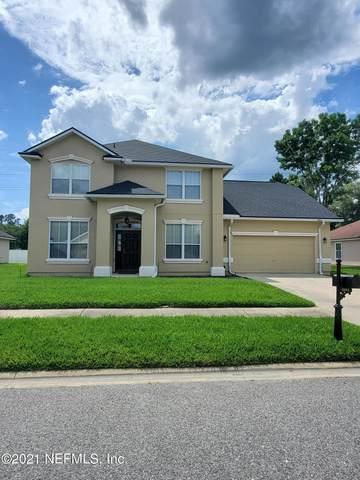 3804 Juliet Leia Cir W, Jacksonville, FL 32218 (MLS #1108829) :: The Volen Group, Keller Williams Luxury International