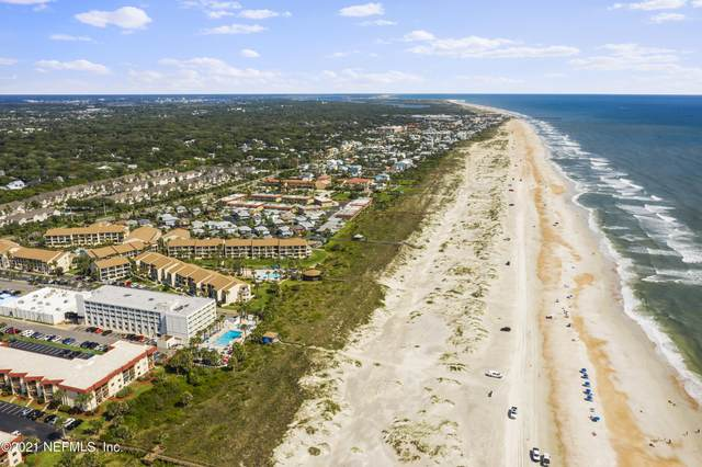 850 A1a Beach Blvd #128, St Augustine, FL 32080 (MLS #1108886) :: The Huffaker Group