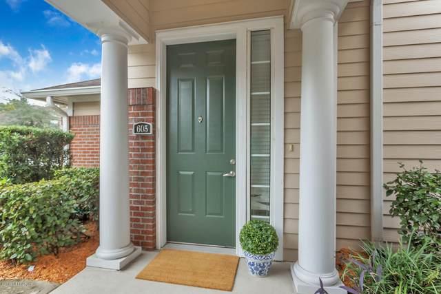 2045 Secret Garden Ln #605, Fleming Island, FL 32003 (MLS #1108907) :: EXIT Inspired Real Estate
