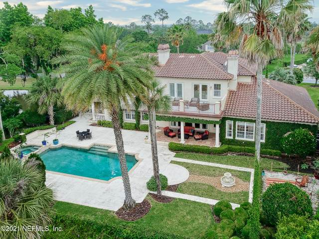 129 Kingfisher Dr, Ponte Vedra Beach, FL 32082 (MLS #1109676) :: Olson & Taylor | RE/MAX Unlimited
