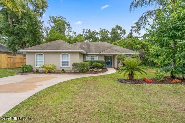214 Argus Rd, St Augustine, FL 32086 (MLS #1109888) :: The Hanley Home Team
