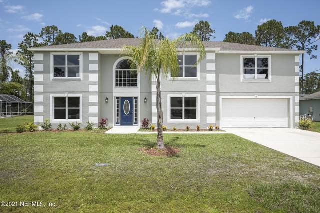8 Regent Ln, Palm Coast, FL 32164 (MLS #1109980) :: Noah Bailey Group
