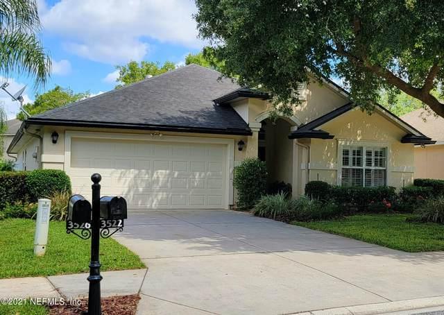 3522 Live Oak Hollow Dr, Orange Park, FL 32065 (MLS #1110034) :: The Hanley Home Team