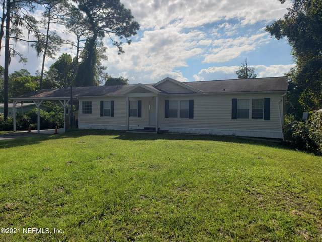 291 Riley Lake Dr, Hawthorne, FL 32640 (MLS #1110145) :: The Collective at Momentum Realty