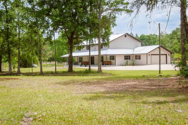 7030 SW 139TH Ln, Lake Butler, FL 32054 (MLS #1110212) :: EXIT Real Estate Gallery