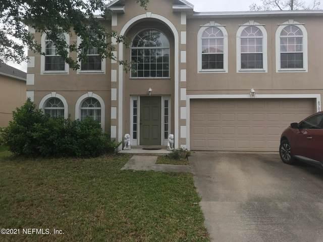 87045 Kipling Dr, Yulee, FL 32097 (MLS #1110345) :: The Hanley Home Team