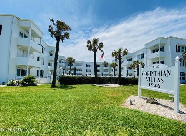1926 Ocean Shore Blvd #210, Ormond Beach, FL 32176 (MLS #1110456) :: The Every Corner Team