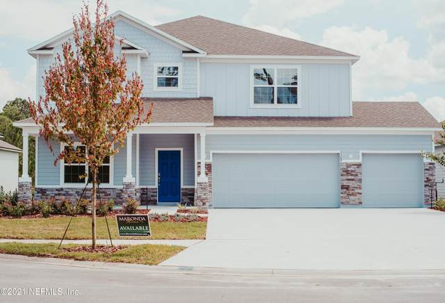 3309 Loofah Pl, GREEN COVE SPRINGS, FL 32043 (MLS #1110471) :: Olde Florida Realty Group