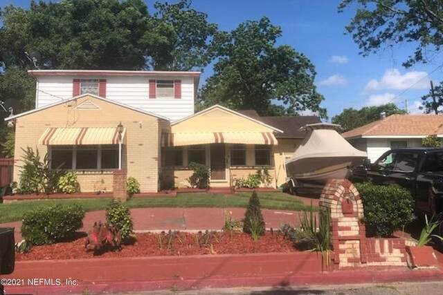 3832 Gladys St, Jacksonville, FL 32209 (MLS #1110497) :: Bridge City Real Estate Co.