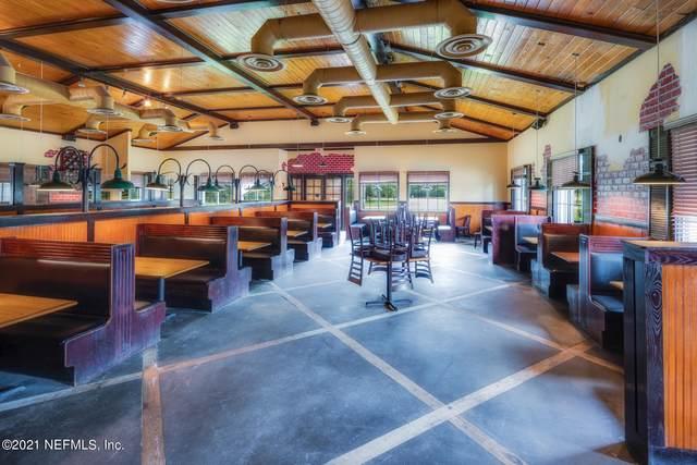 1341 Airport Rd, Jacksonville, FL 32218 (MLS #1110568) :: Memory Hopkins Real Estate